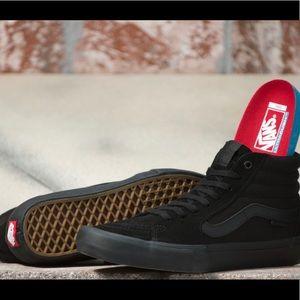 Vans Hi Pro Skate Size 11.5 Black